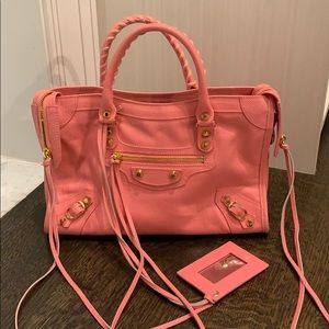 MInI Balenciaga baby Pink